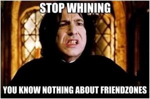 whining friendzone meme