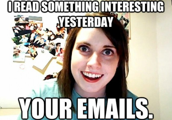 your emails