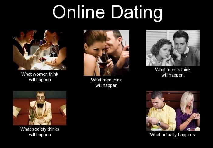 online dating meme