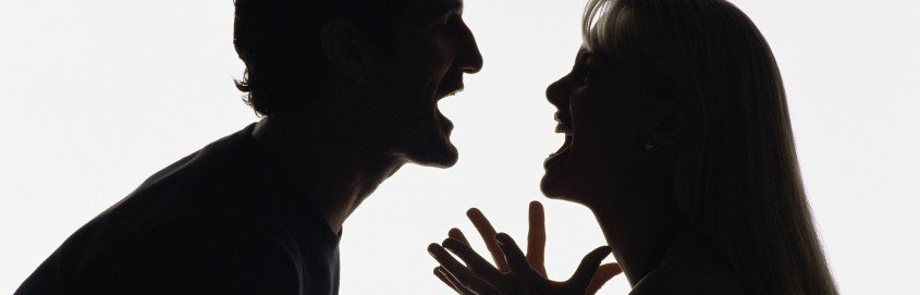 fighting in relationship