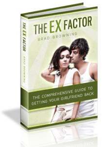 The EX Factor book cover