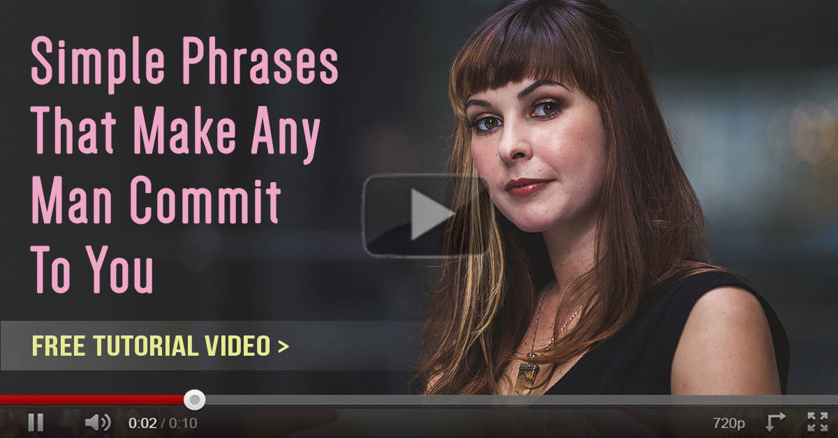 commitment phrases video