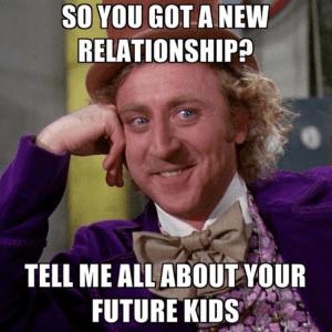 new relationship girl